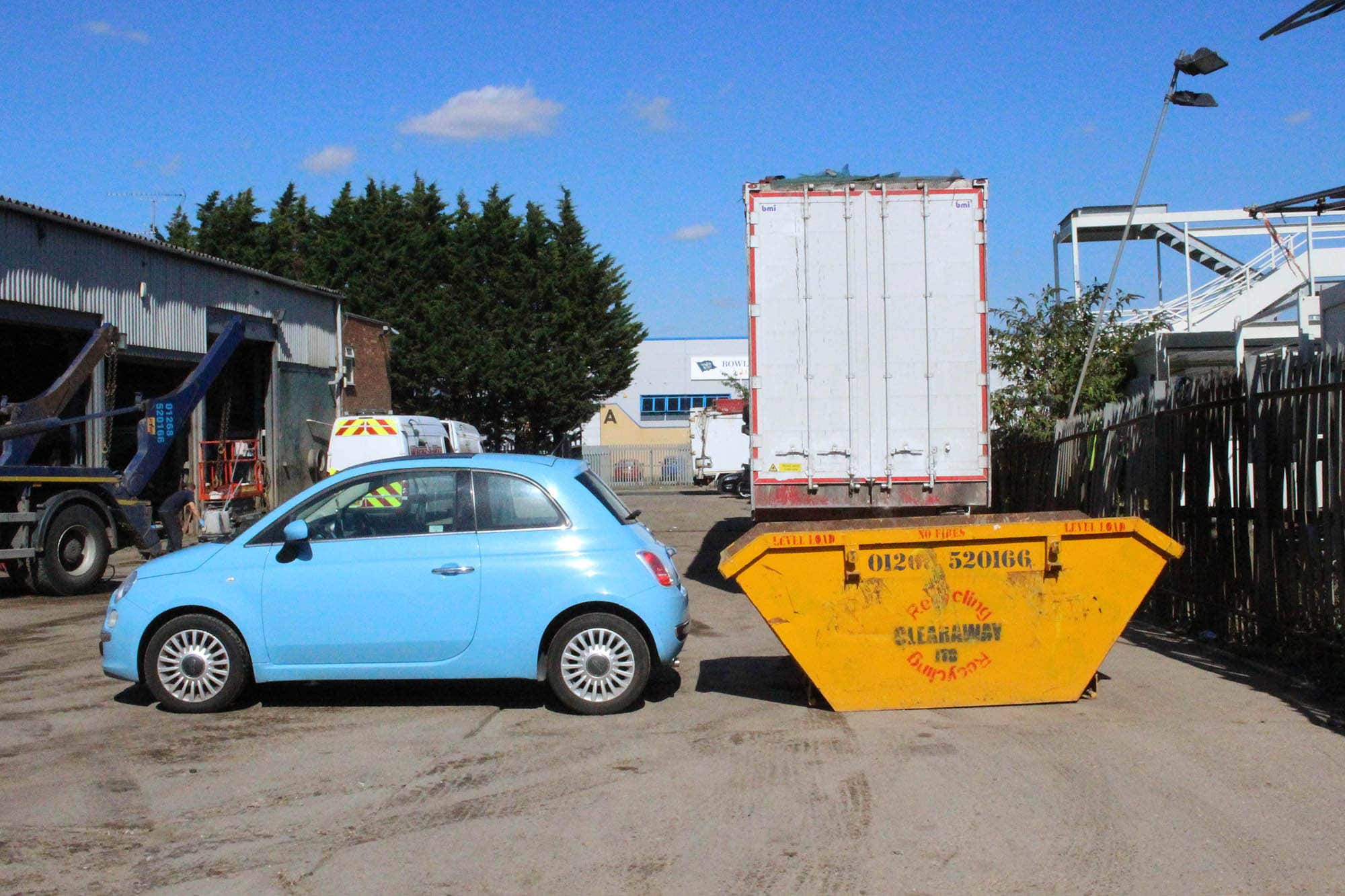 Waste Clearance Canvey Island